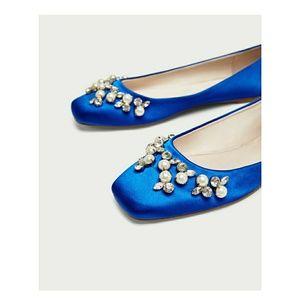 Size 7.5 shoe zara